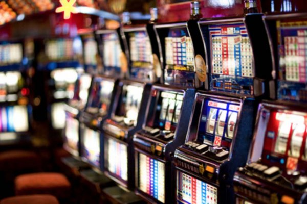 picking a slot machine
